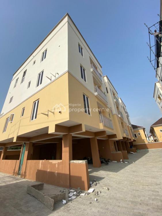 4 Bedroom Terraced Duplex with a Room Bq, Oral Estate, Lekki, Lagos, Terraced Duplex for Sale