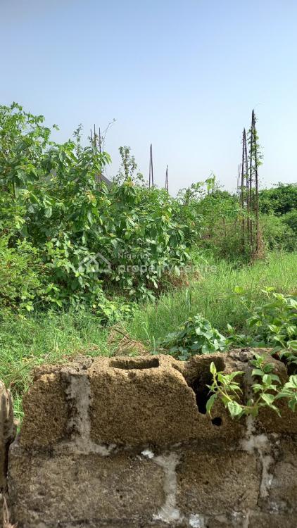 1 One Plot of Land, Blessing Estate, Ibeshe, Ikorodu, Lagos, Residential Land for Sale