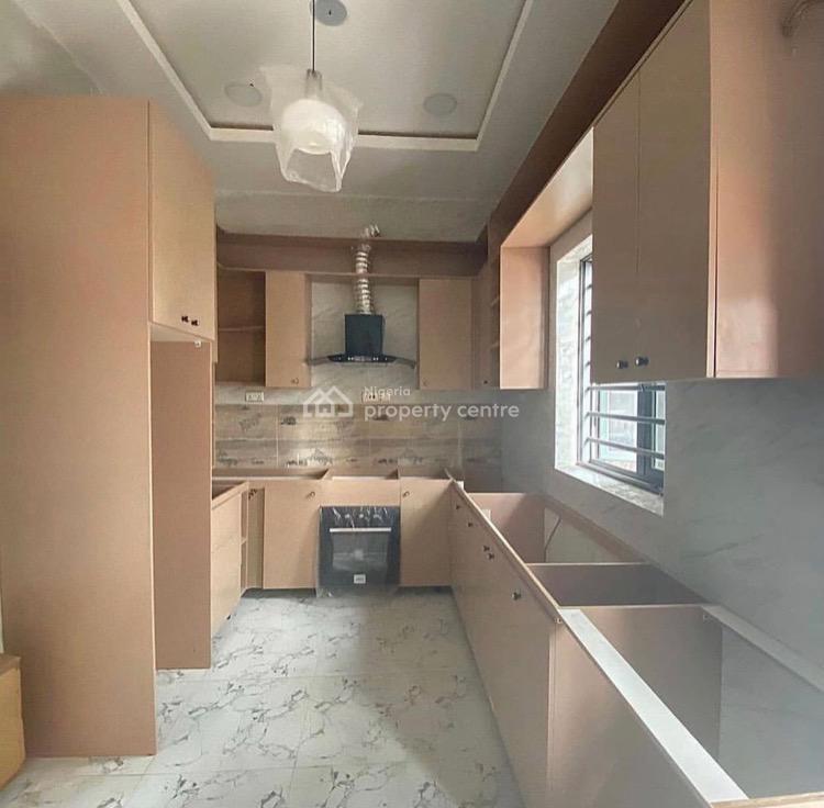 Four Bedroom Terrace Duplex with Bq, Ikota, Lekki, Lagos, Terraced Duplex for Sale