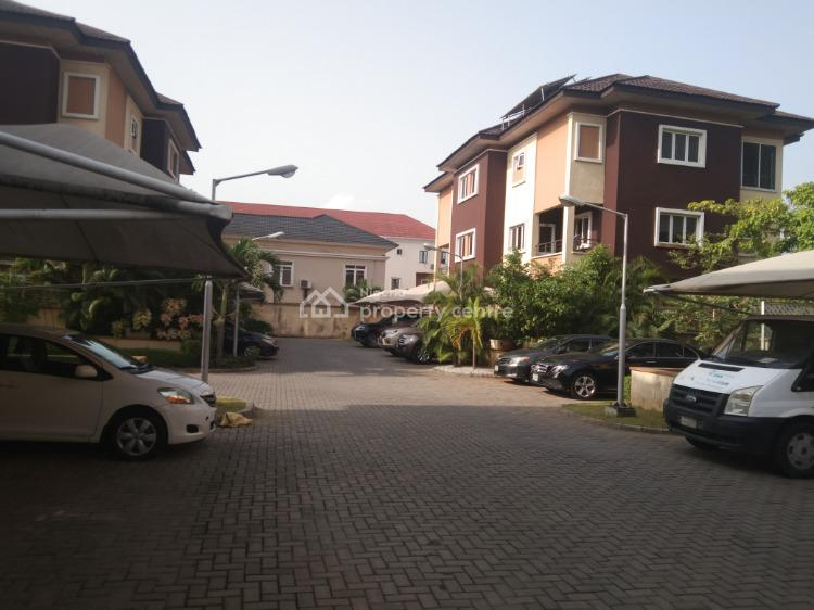 Luxury 4 Bedroom with a Bq, Ikate, Lekki, Lagos, Terraced Duplex for Rent