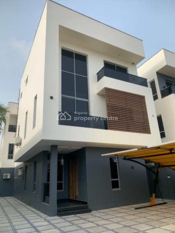 Luxurious 5 Bedroom Smart Duplex, Lekki Phase 1, Lekki, Lagos, Detached Duplex for Sale