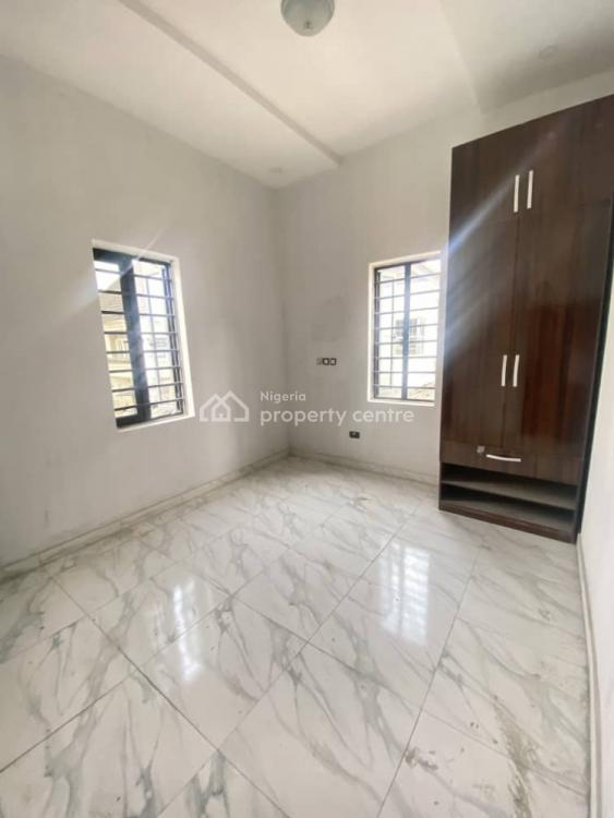a Lovely 4 Bedroom Semi-detached Duplex with a Room Bq, Chevron, Lekki, Lagos, Semi-detached Duplex for Sale