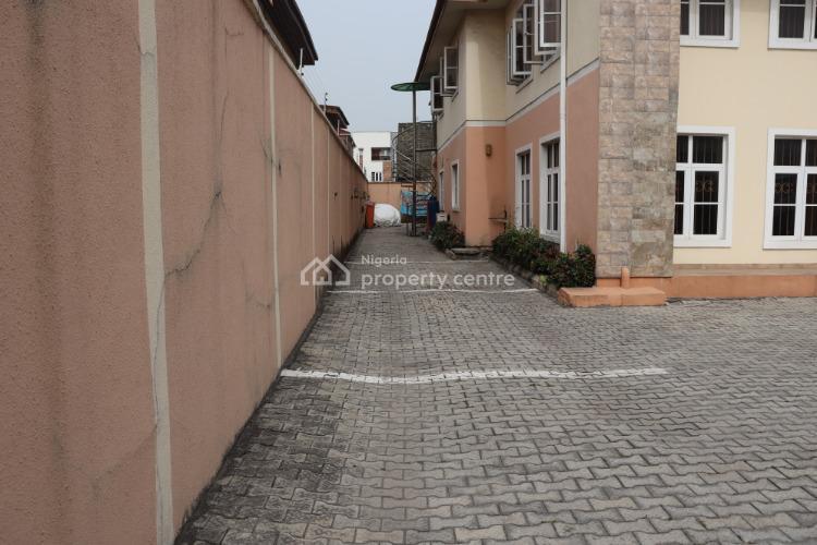 3 Bedroom Ground Floor Unit, Jide Sawyerr Drive, Off Remi Olowude Street, Lekki Phase 1, Lekki, Lagos, Flat for Rent