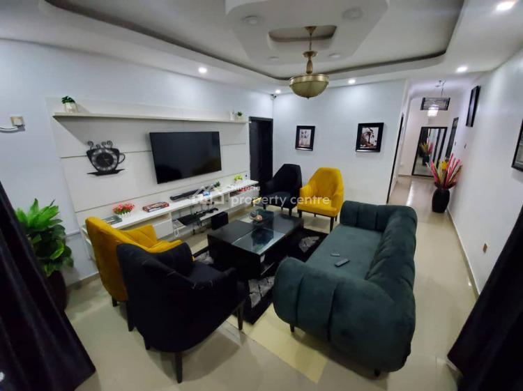 Luxury 3 Bedroom All En-suite, O- Mark Bus- Stop Lasu- Igando Expressway, Igando, Alimosho, Lagos, Flat Short Let