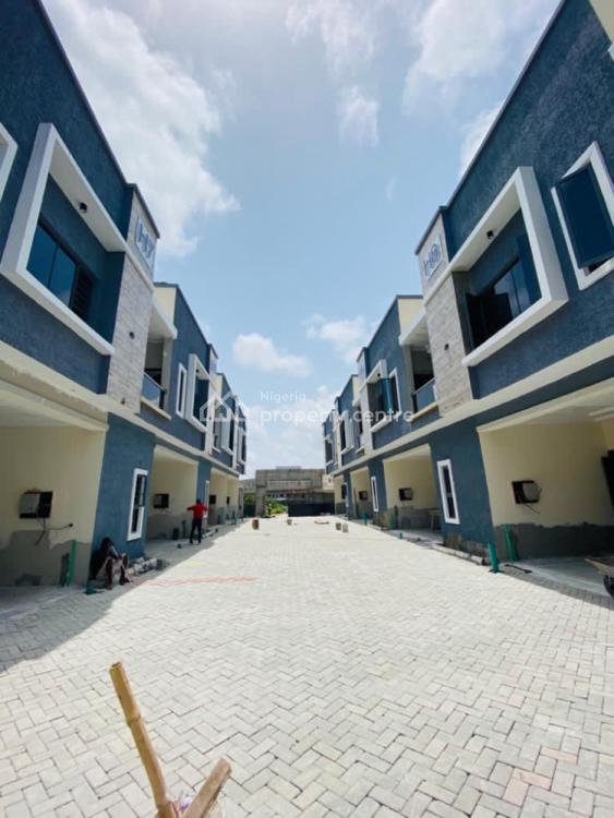 4 Bedrooms Terraced Duplex, Ikota, Lekki, Lagos, Terraced Duplex for Sale