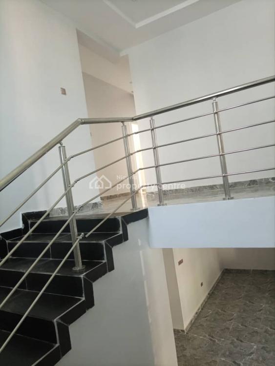 4 Bedroom Detached Duplex + Bq, Sangotedo, Ajah, Lagos, Detached Duplex for Sale