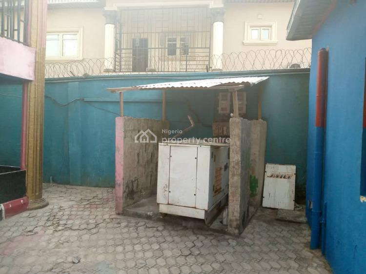a 2 Storey Building with 18 Classrooms and 10 Shops, Sangotedo, Ajah, Lagos, School for Sale