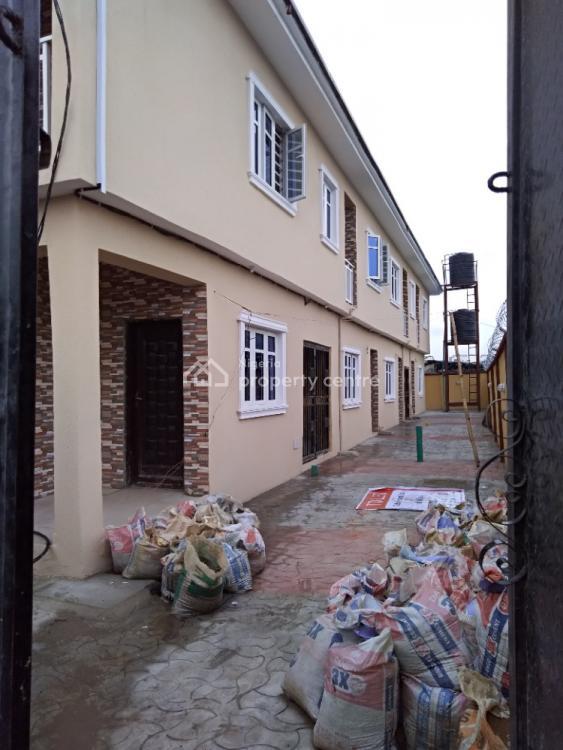 Newly Built 2 Bedroom Flat, 10 Abiodun Street, Makoko, Yaba, Lagos, Flat for Rent
