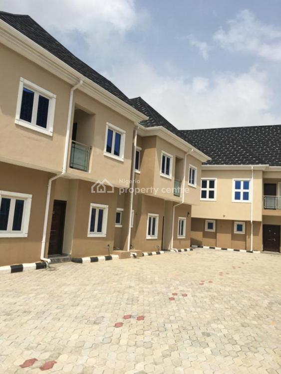 Luxury and Brand New 4 Bedrooms Terrace, Ikate, Ilasan, Lekki, Lagos, Terraced Duplex for Rent