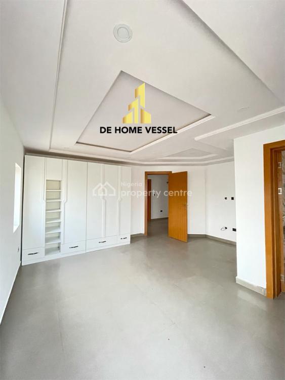 Very Beautiful 4 Bedroom Maisonette, 2nd Toll Gate, Lekki, Lagos, House for Sale