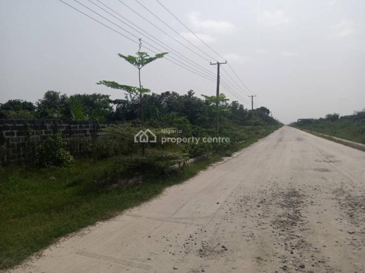 40 Plots of Dry Fenced Land with C of O in a Lovely Location, Beside Popular Beachwood Estate, Bogije, Ibeju Lekki, Lagos, Residential Land for Sale