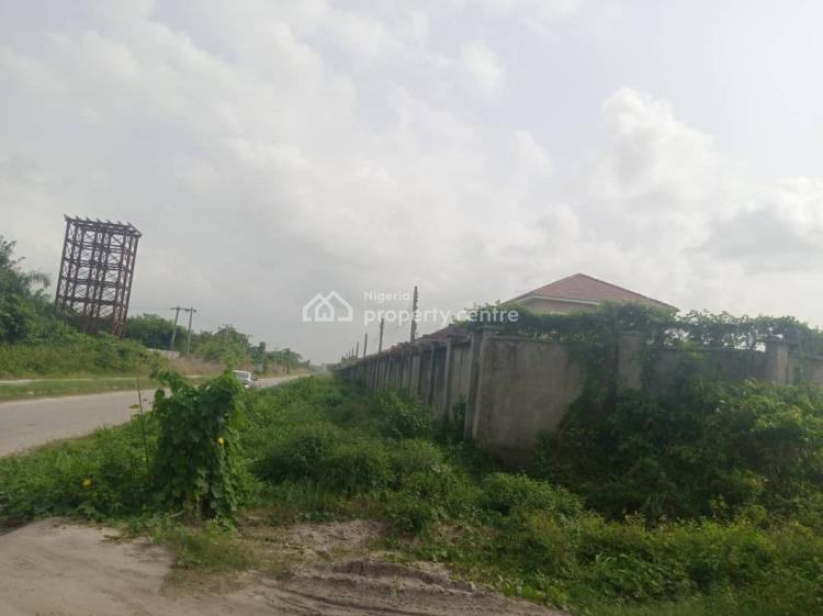 30plots of Dry Land Very Close to The Express,with an Interlocked Access, Ajayi Ipata Estate, Besides Fara Park Estate, Abijo, Lekki, Lagos, Residential Land for Sale