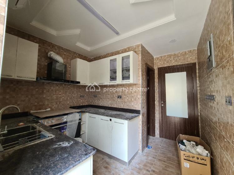 Newly Built 3 Bedroom Terrace Duplex with Bq, Chevron, Lekki Phase 1, Lekki, Lagos, House for Rent