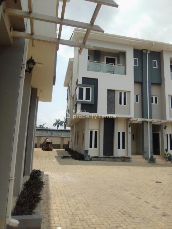 4 Bedroom Semi Detached Duplex with Bq on 3 Floors, Ikeja Gra, Ikeja, Lagos, Detached Duplex for Sale
