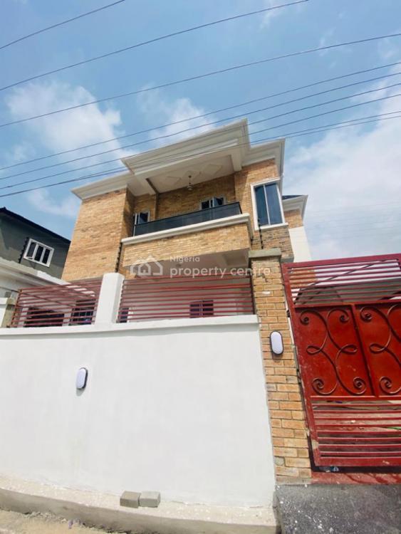 4 Bedroom Fully-detached Duplex with a Room Bq, Ikota Gra, Lekki, Lagos, Detached Duplex for Sale