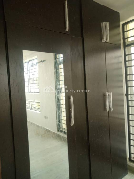 Luxury 3 Bedroom Terrace Duplex with a Room Bq, Novare Mall, Ajah, Lagos, Terraced Duplex for Rent