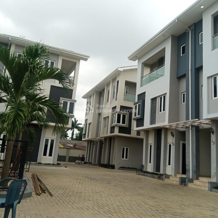 New 4 Bedroom Semi Detached Duplex Plus a Room Bq, Ikeja Gra, Ikeja, Lagos, Semi-detached Duplex for Sale