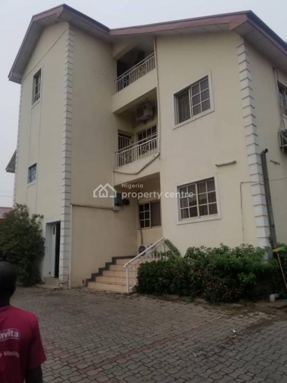 Excellent Service 2 Bedroom Apartment, Garki 2, Garki, Abuja, Flat for Rent