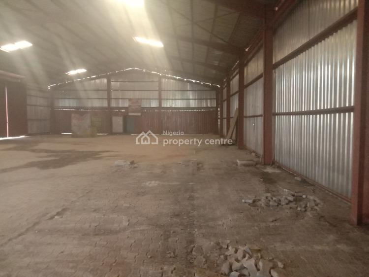 Ware House for Lease., By Arepo Off Lagos Ibadan Express Way, Berger, Arepo, Ogun, Warehouse for Rent