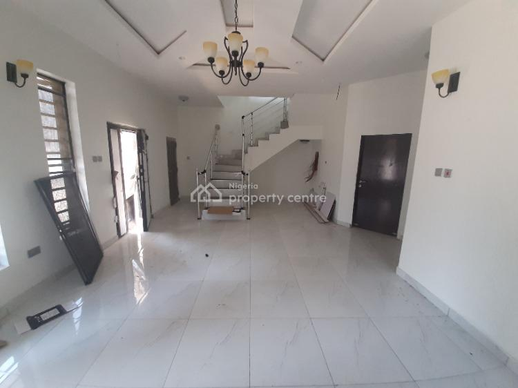 Beautiful 4 Bedroom Terraced Houses, Orchid Hotel Road, By Chevron Tollgate, Lekki Phase 2, Lekki, Lagos, Terraced Duplex for Sale