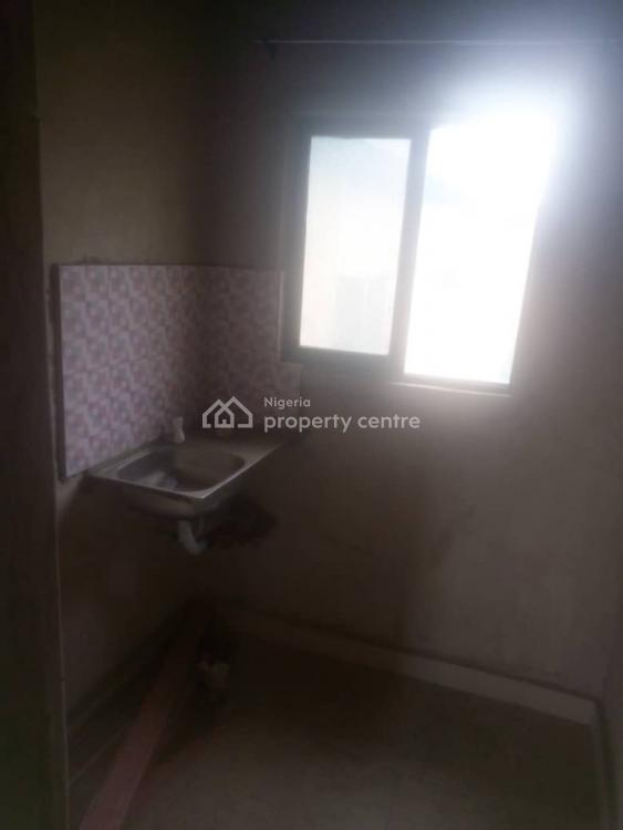 Newly Spacious Roomself Contained, Off Pedro Road, Pedro, Gbagada, Lagos, Self Contained (single Rooms) for Rent