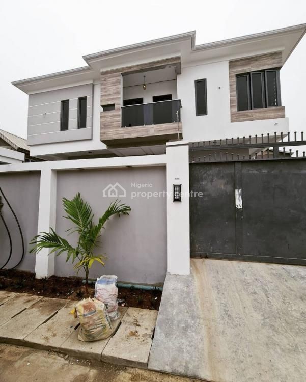 Newly Built 4 Bedroom Fully Detached Duplex with a Bq, Agungi, Lekki, Lagos, Detached Duplex for Sale