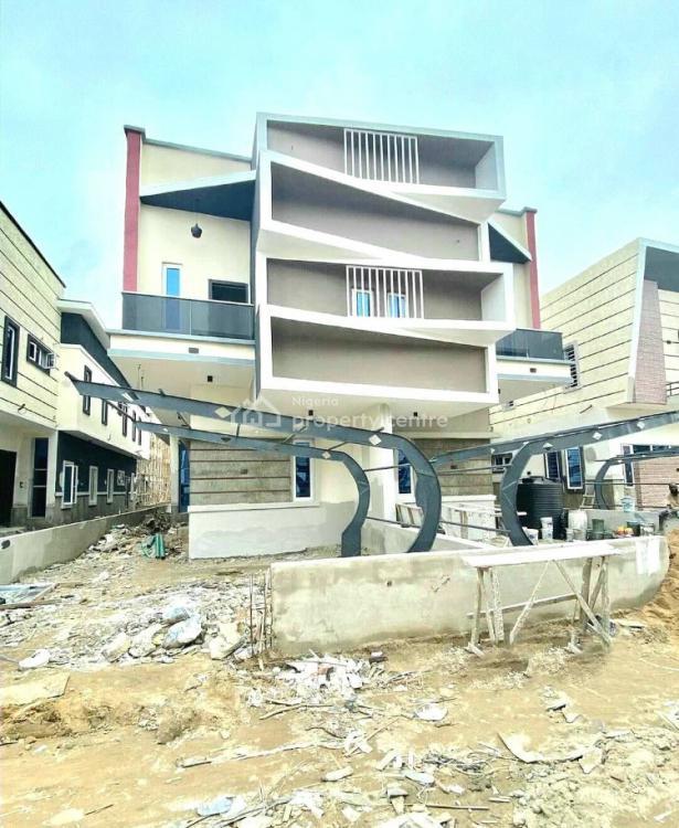 Brand New 4 Bedrooms Semi Detached House, Orchid, Lekki, Lagos, Semi-detached Duplex for Sale