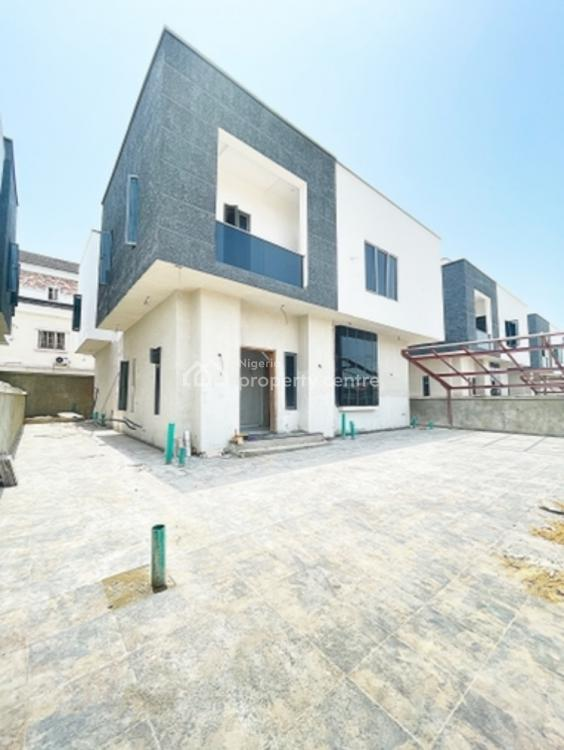 a Brand New Beautiful and Spacious 5 Bedrooms Fully Detached Duplex, Ikate, Lekki, Lagos, Detached Duplex for Sale