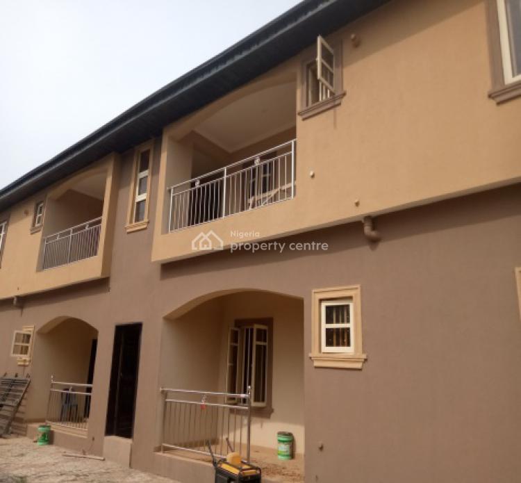 Block of 4 Number 3 Bedroom Flats, Off Command Road, Ipaja, Lagos, Block of Flats for Sale