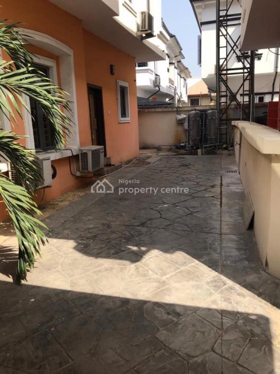 New 4 Bedroom Detached Duplex, Osapa London, Lekki, Lagos, Detached Duplex for Rent