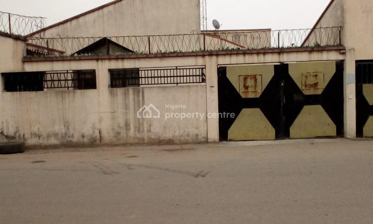 Office Space. 12 Rooms with Generator, Off Salvation Road, Opebi, Ikeja, Lagos, Office Space for Sale