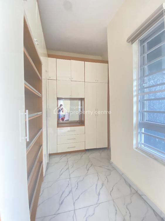 a Lovely  Fully Furnished 4 Bedroom Detached Duplex, Osapa, Lekki, Lagos, Detached Duplex for Rent