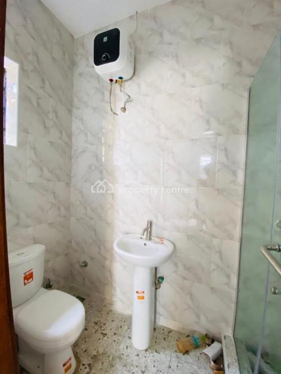 4 Bedroom Semi Detached Duplex with a Room Bq, Ikota, Lekki, Lagos, Semi-detached Duplex for Rent