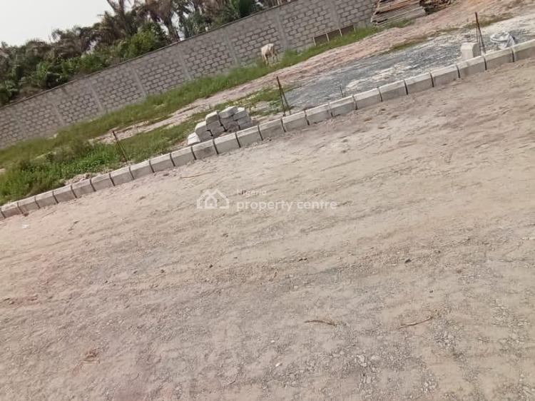 Plots of Dry Land Available, Bogije, Lekki Expressway, Lekki, Lagos, Residential Land for Sale