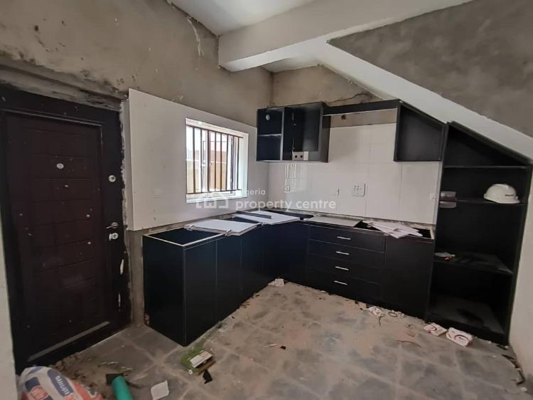Fully Serviced 4 Bedrooms Terraced Duplex (almost Completed. 1 Unit Left), Ikate, Lekki, Lagos, Terraced Duplex for Sale