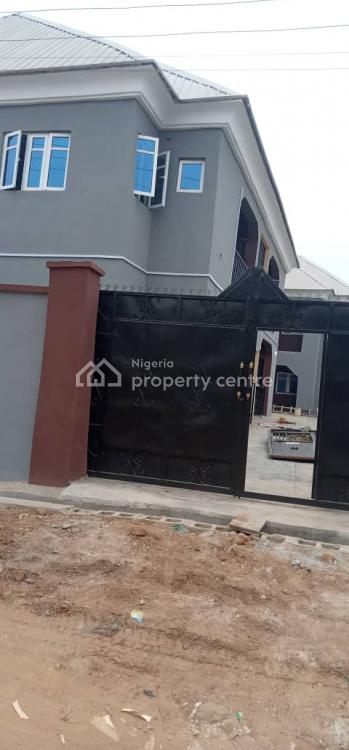 a Room and Parlour Self Apartment, Elebu, Akoto Estate, Ibadan, Oyo, Self Contained (single Rooms) for Rent
