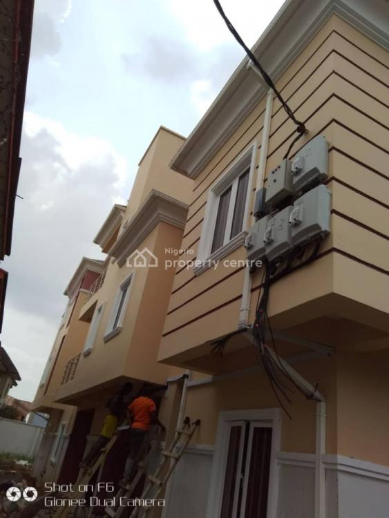 Well Finished 3 Bedroom Flat Ensuite, Alagba Estate Behind Nysc Camp, Iyana Ipaja, Ipaja, Lagos, Flat for Rent