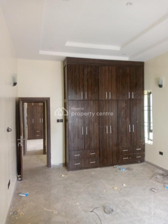 Fresh 4 Bedrooms Terrace Duplex of 4 Units in a Compound at Jahi, Jahi, Abuja, Terraced Duplex for Rent