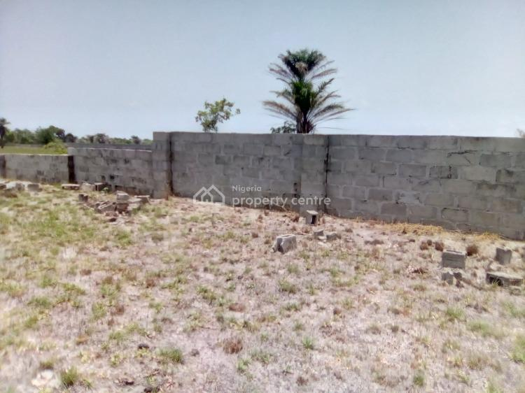 Freehold Land in a Peaceful Community, Bliss Park Estate Phase 1, Okun Imosan, Ibeju Lekki, Lagos, Mixed-use Land for Sale