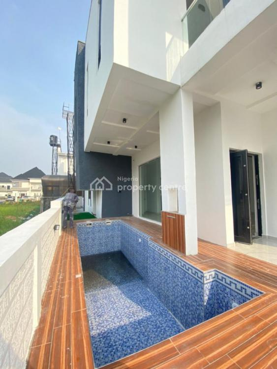Contemporary 5 Bedrooms Fully Detached Duplex Available, Lekky County Homes, Lekki, Lagos, Detached Duplex for Sale