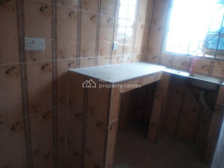 Well Finished Portable 2 Bedrom Room Flat with Clean Borehole Water, Oshogun, Ketu, Lagos, Flat for Rent