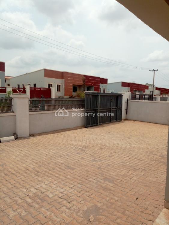 Newly Built 3 Bedrooms Semi Detached Bungalow, After Sunnyvale Estate, Dakwo, Abuja, Semi-detached Bungalow for Sale