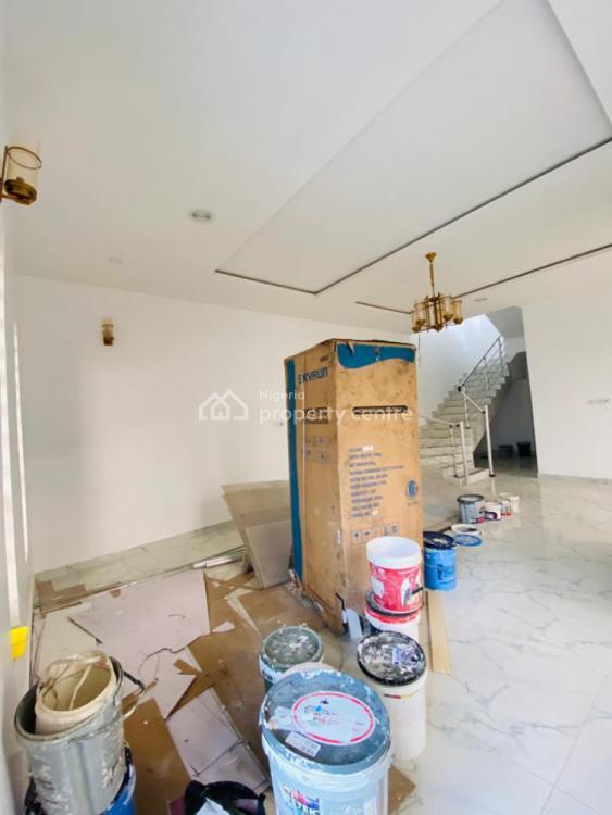 4 Bedrooms Semi Detached Duplex with a Room Bq, Ikota, Lekki, Lagos, Semi-detached Duplex for Sale