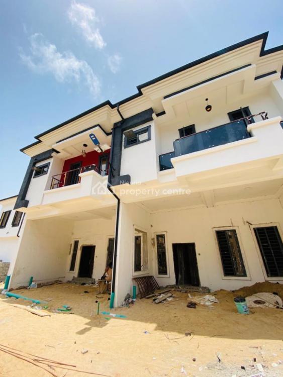 4 Bedrooms Semi Detached Duplex with a Room Bq, Ikota Gra Estate, Lekki, Lagos, Semi-detached Duplex for Sale