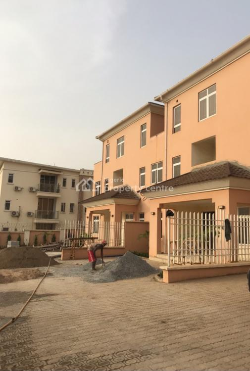 4 Units of 4 Bedroom Terrace Duplex, Durumi, Abuja, Terraced Duplex for Rent