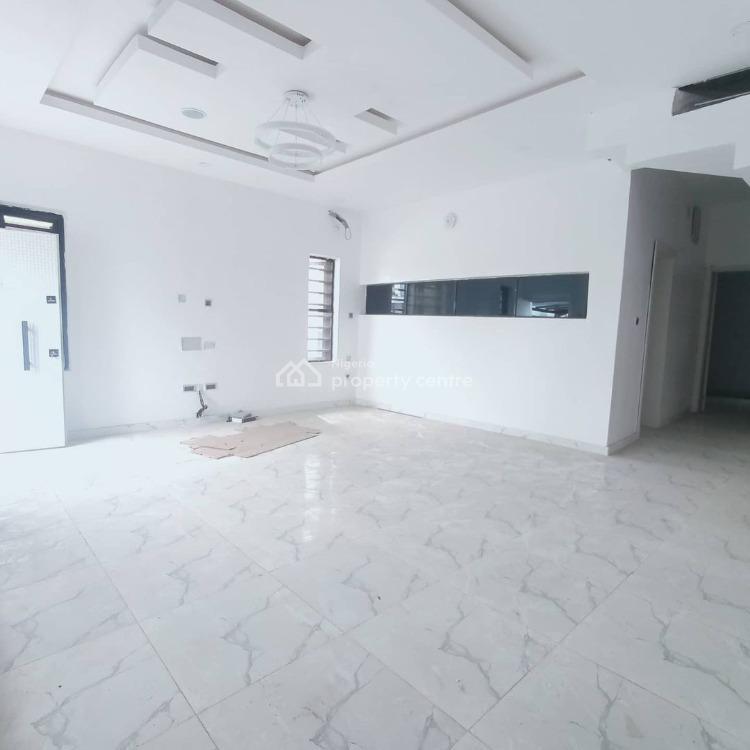 Super Cool Brand New 4,bedroom Semi Detached Duplex with a Room Bq., Ikota Villa, Estate, Lekki, Lagos, Flat for Rent