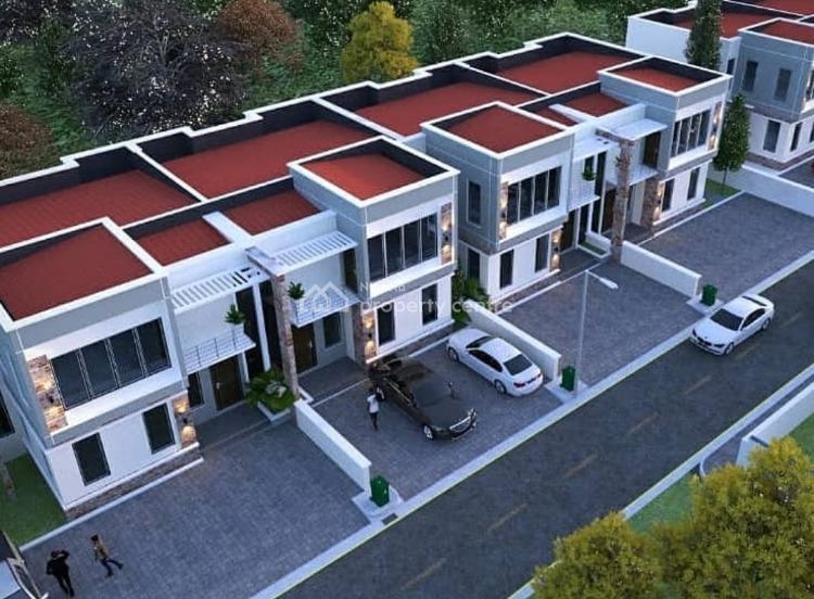 3 Bedrooms Terraced Duplex, Karsana By Nipco, Gwarinpa, Abuja, Terraced Duplex for Sale