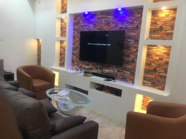 Luxury 3 Bedroom with Swimming Pool and Childrens Playground, Sule Sesi Street Lekki Conservation, Lekki, Lagos, Terraced Duplex Short Let