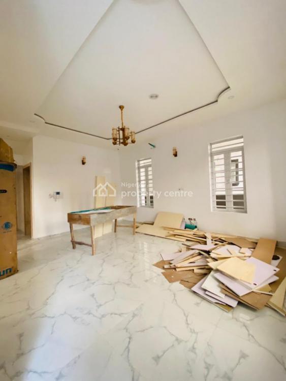 4 Bedrooms Fully Detached Duplex with a Room Bq, Ikota, Lekki, Lagos, Detached Duplex for Sale