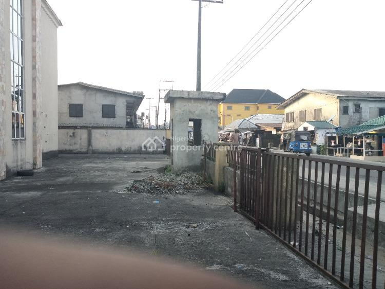 New Plaza of 36 Shops in a Commercial Hub, Giwamu Off Airport Road, Warri, Delta, Plaza / Complex / Mall for Sale